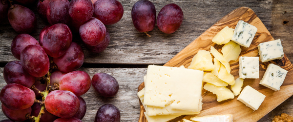 The best accompaniments for cheese