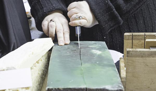 Como hacer jab n casero con aceite usado demos la vuelta - Jabon casero facil ...