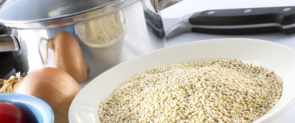 C mo cocinar quinoa c mo se cuece demos la vuelta al d a for Cuanto se cocina la quinoa