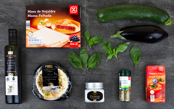 galette de verduras asadas y queso