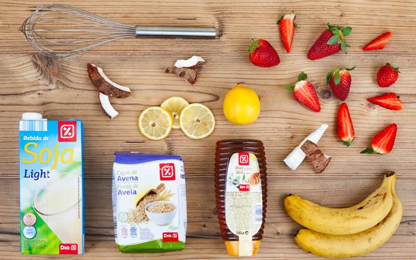 porridge de avena para desayunar