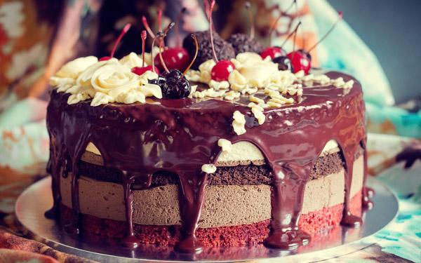 tarta de 7 pisos