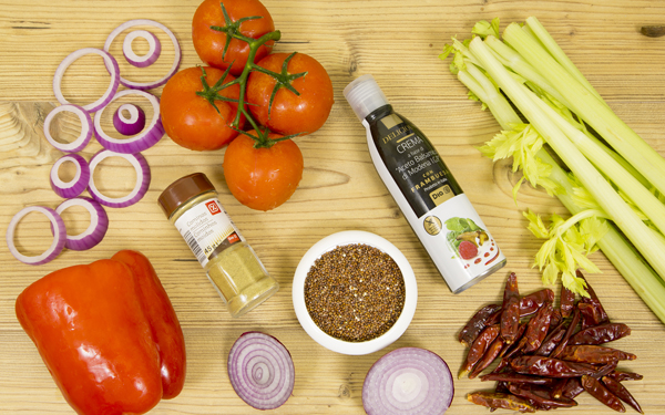 salsa sloppy joe vegana