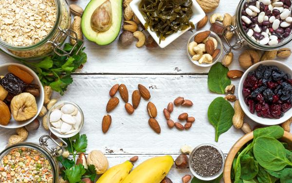 Dieta para combatir las alergias demos la vuelta al d a - Alimentos ricos en magnesio y zinc ...