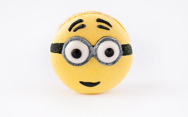 macaron minion