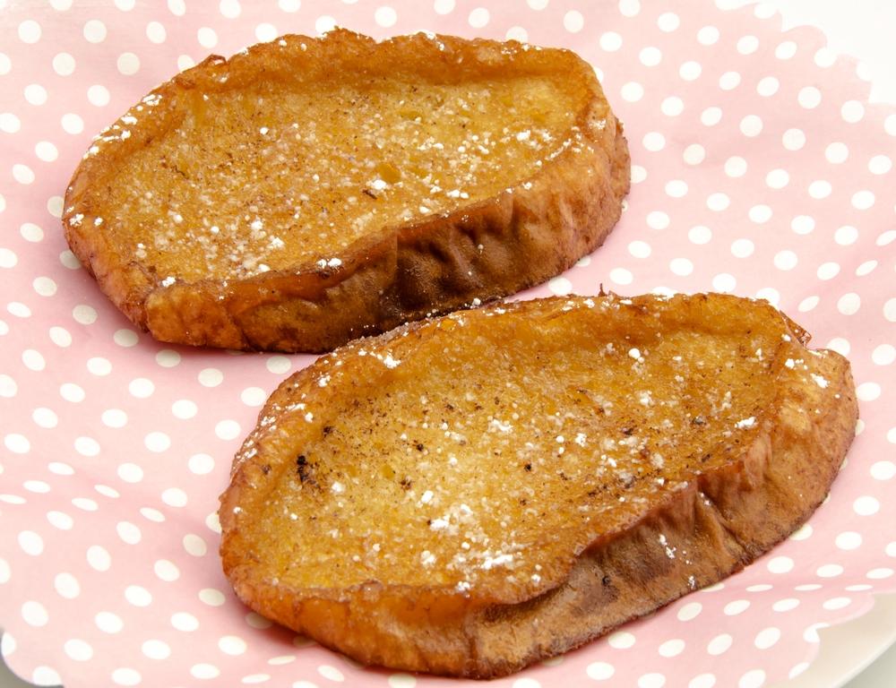Tostadas típicas de Cantabria
