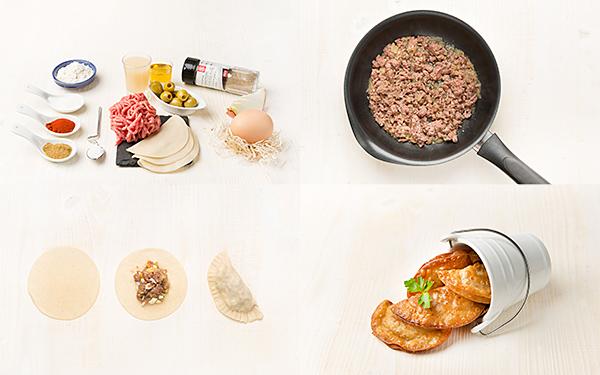 Empanadas de carne argentina