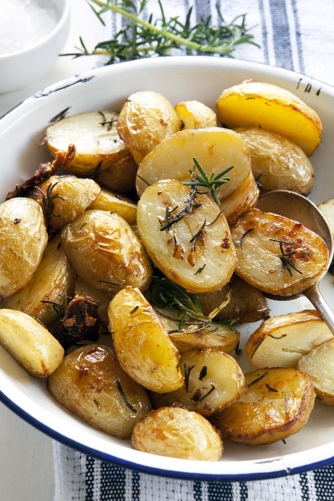 patata criolla asada