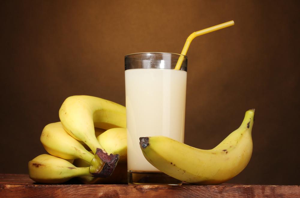 Jugo de plátano