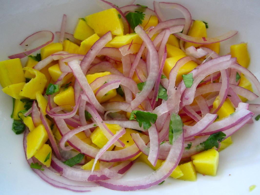 salad champin
