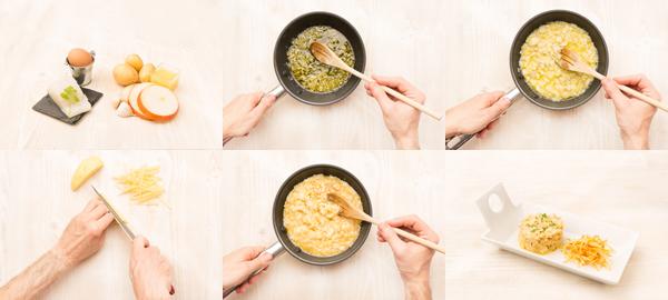 Bacalao con patatas y huevo a la portuguesa