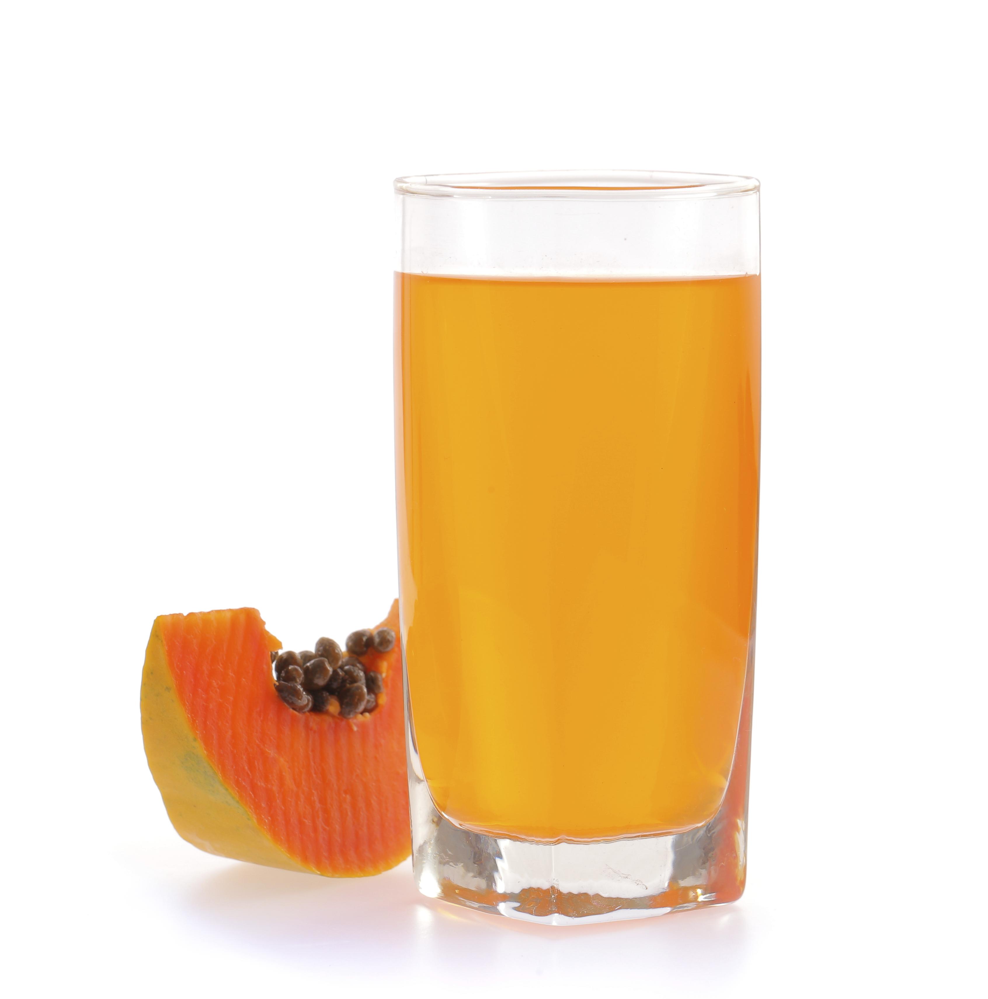 Agua de papaya con limón