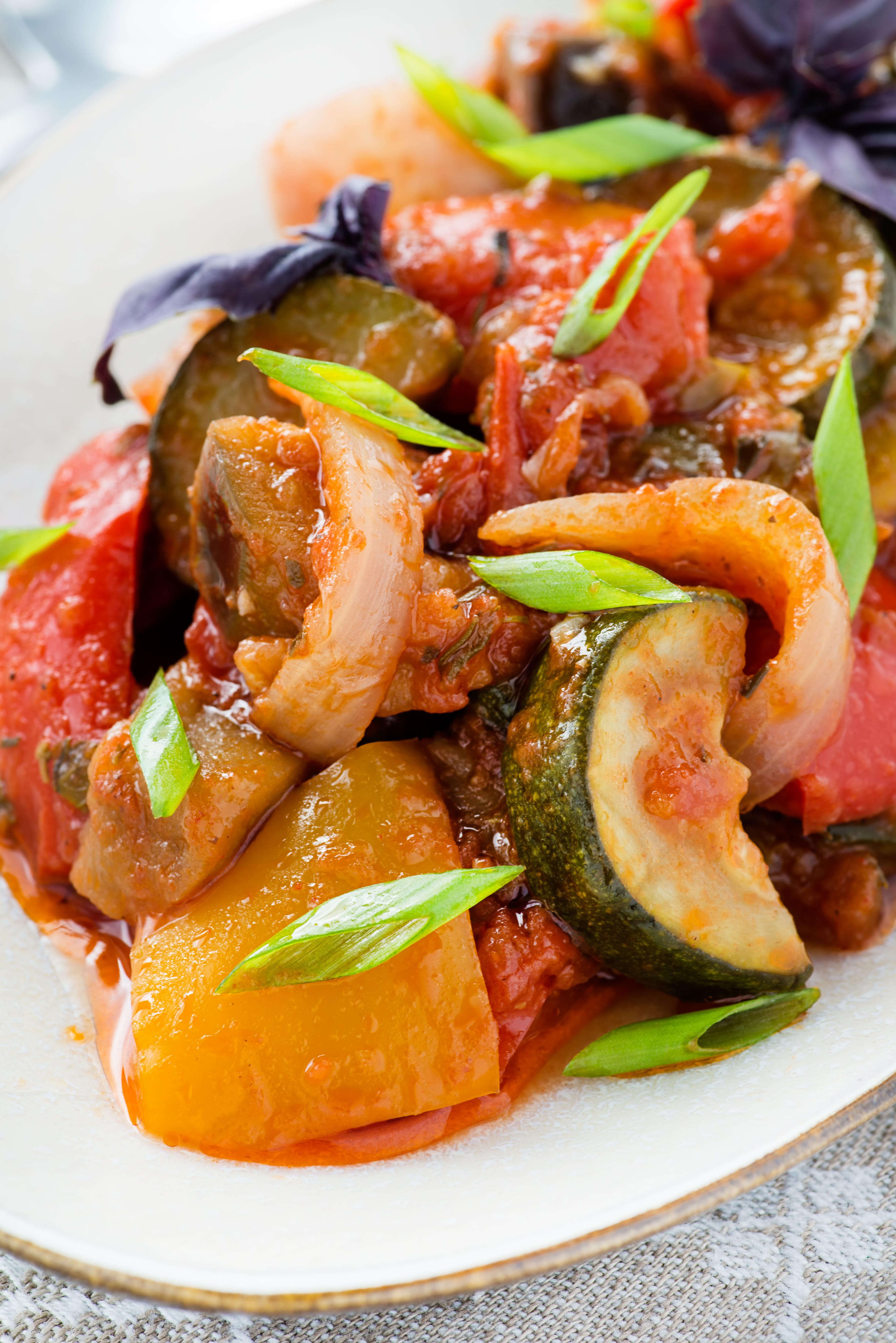 Antipasto de vegetales