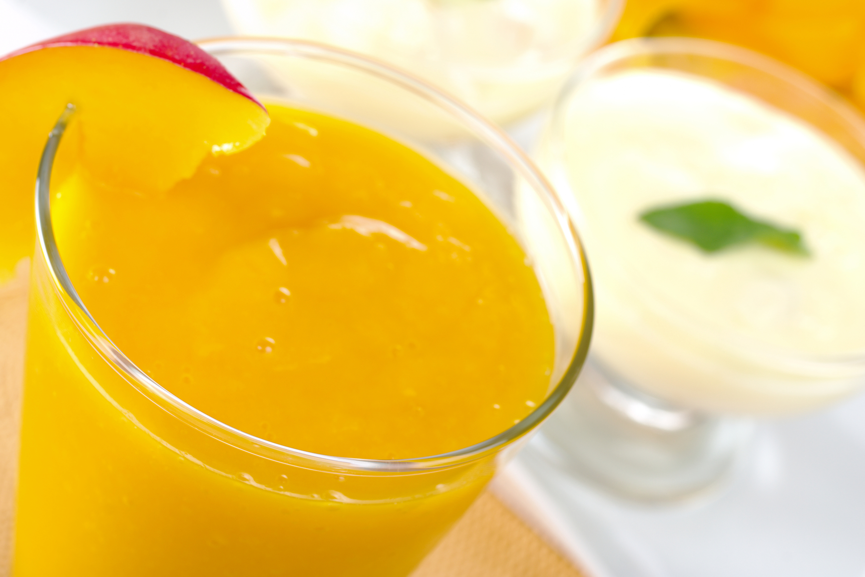 Batida de mango (a mi estilo)