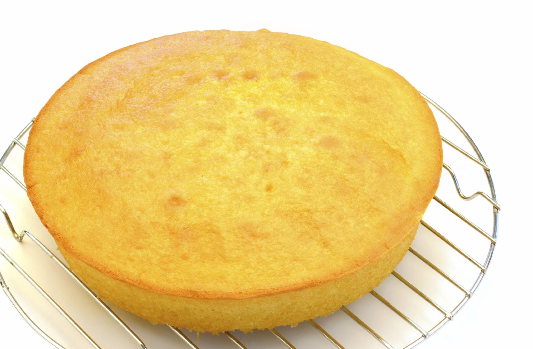 Bizcocho para tortas