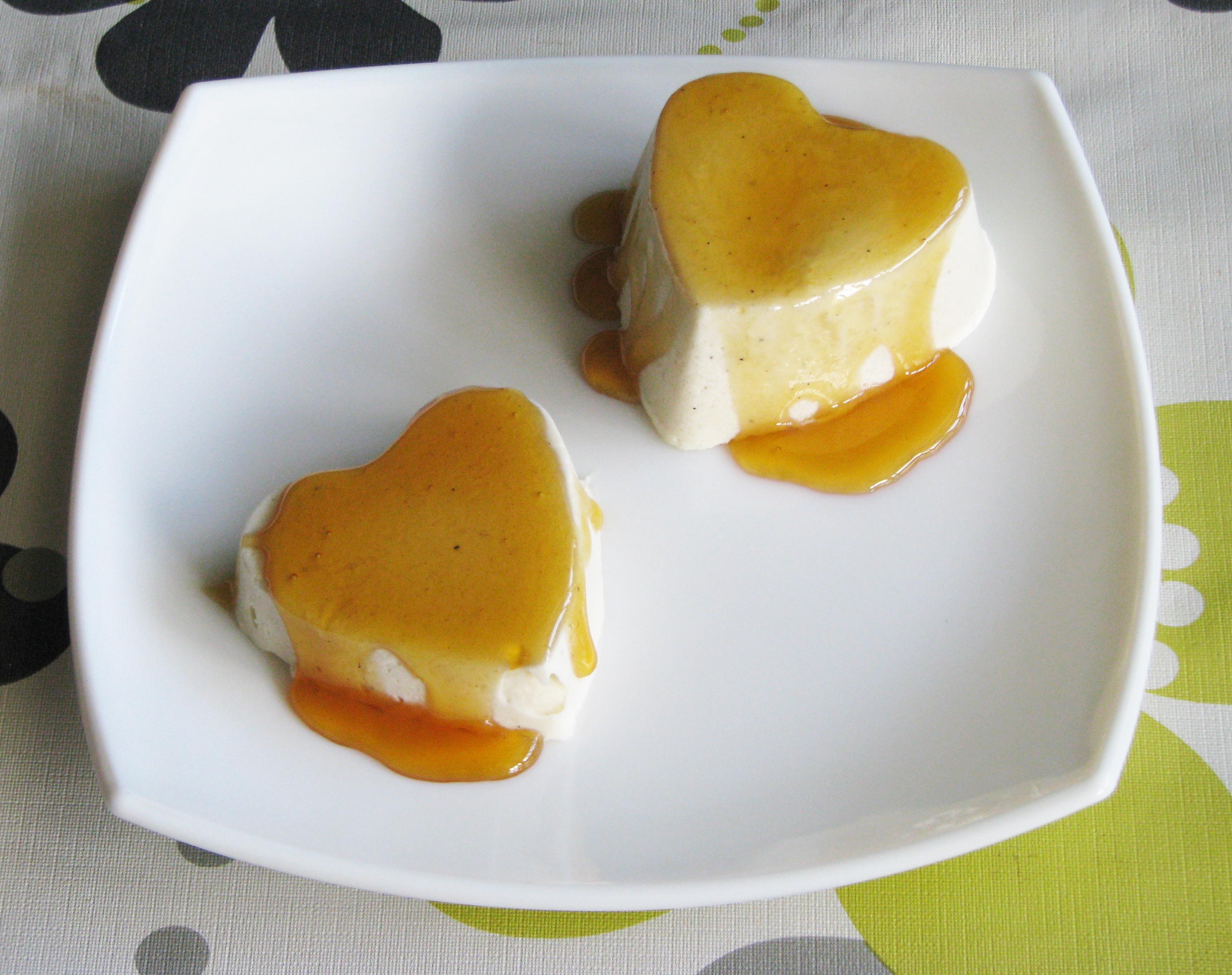 Bombones de queso manchego con confitura de pimiento picante