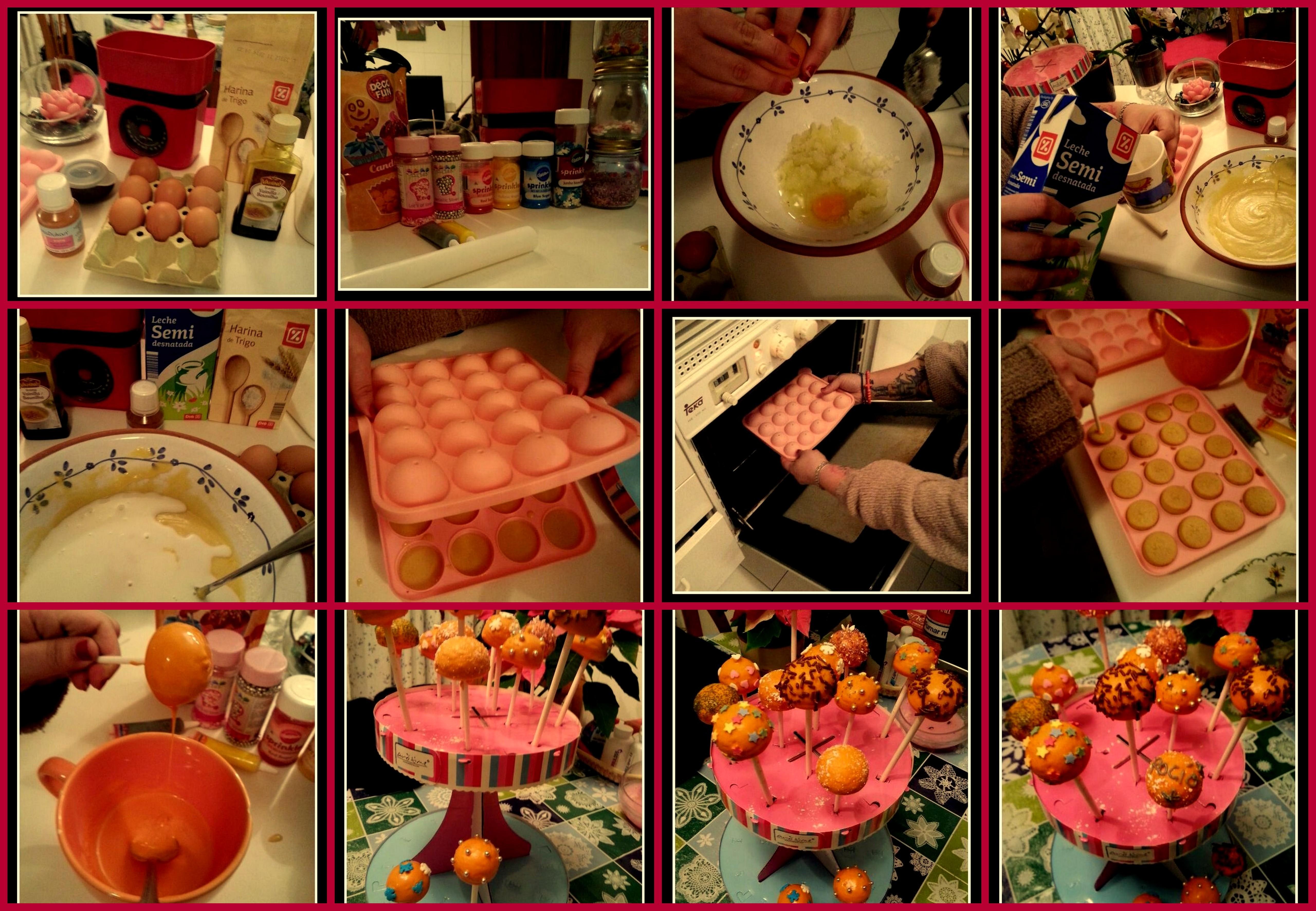 wonderland pop cakes