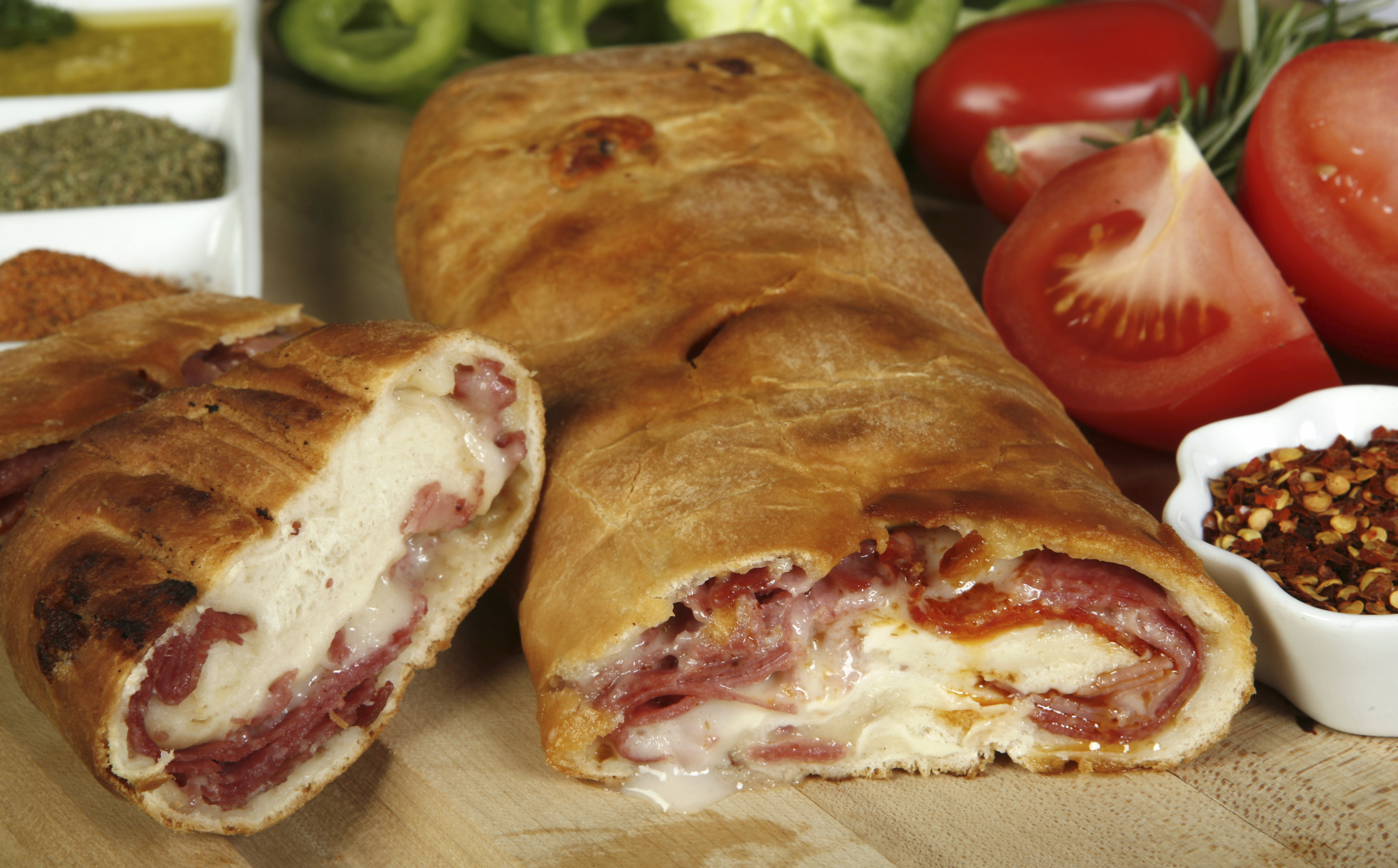 Calzone Completo