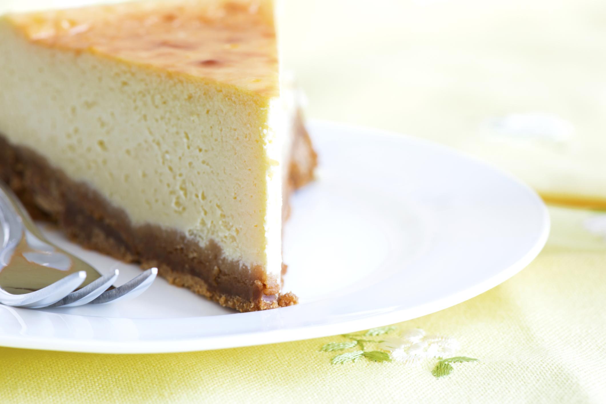 Cheesecake riquísimo