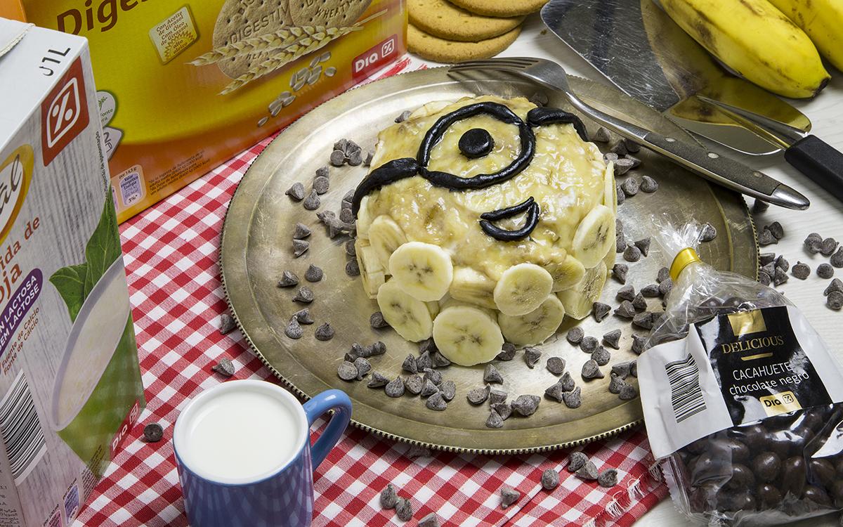 Tartas Infantiles Faciles Originales Trendy Gallery Of Un Video Con