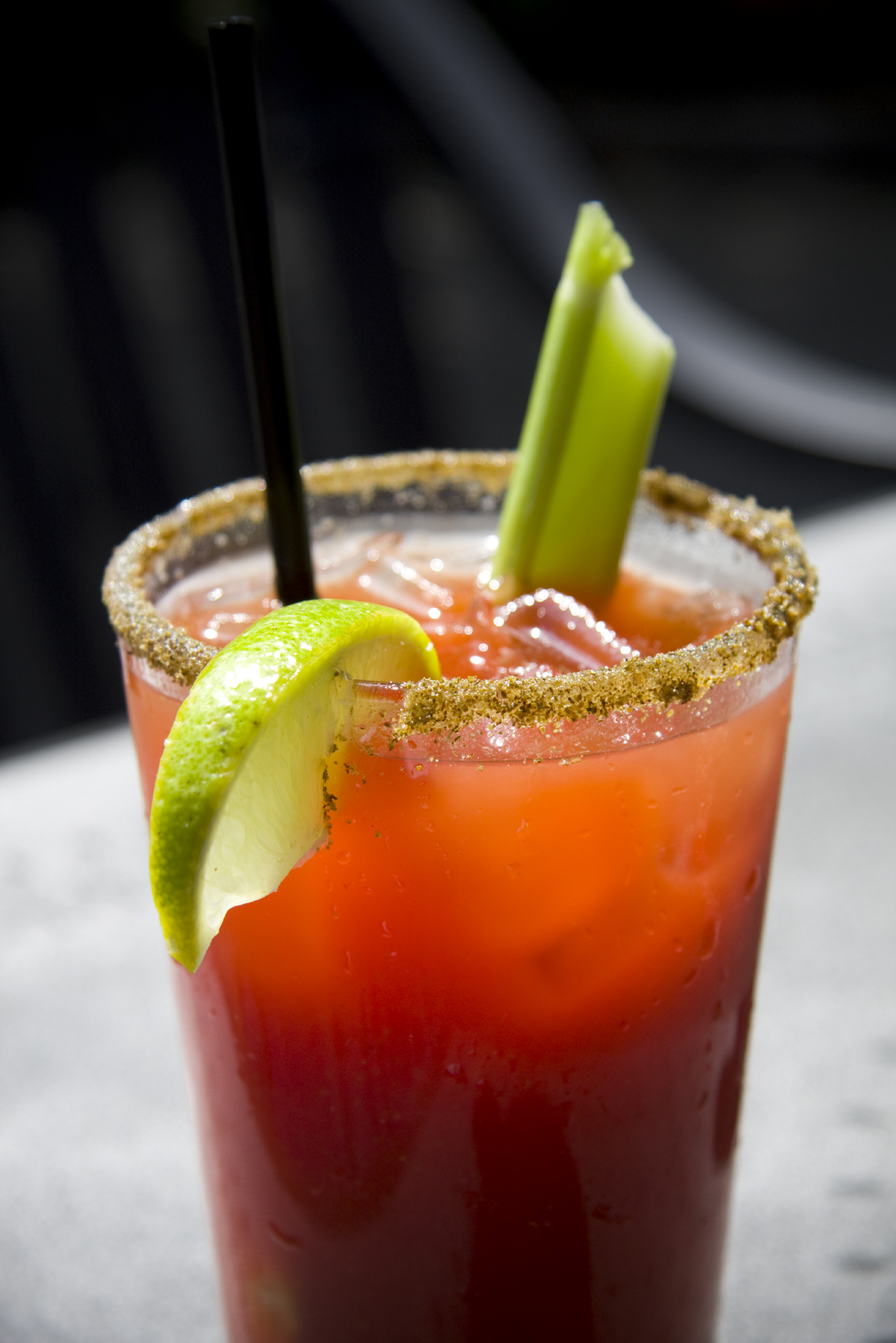 Cóctel  de Tomate (receta americana)
