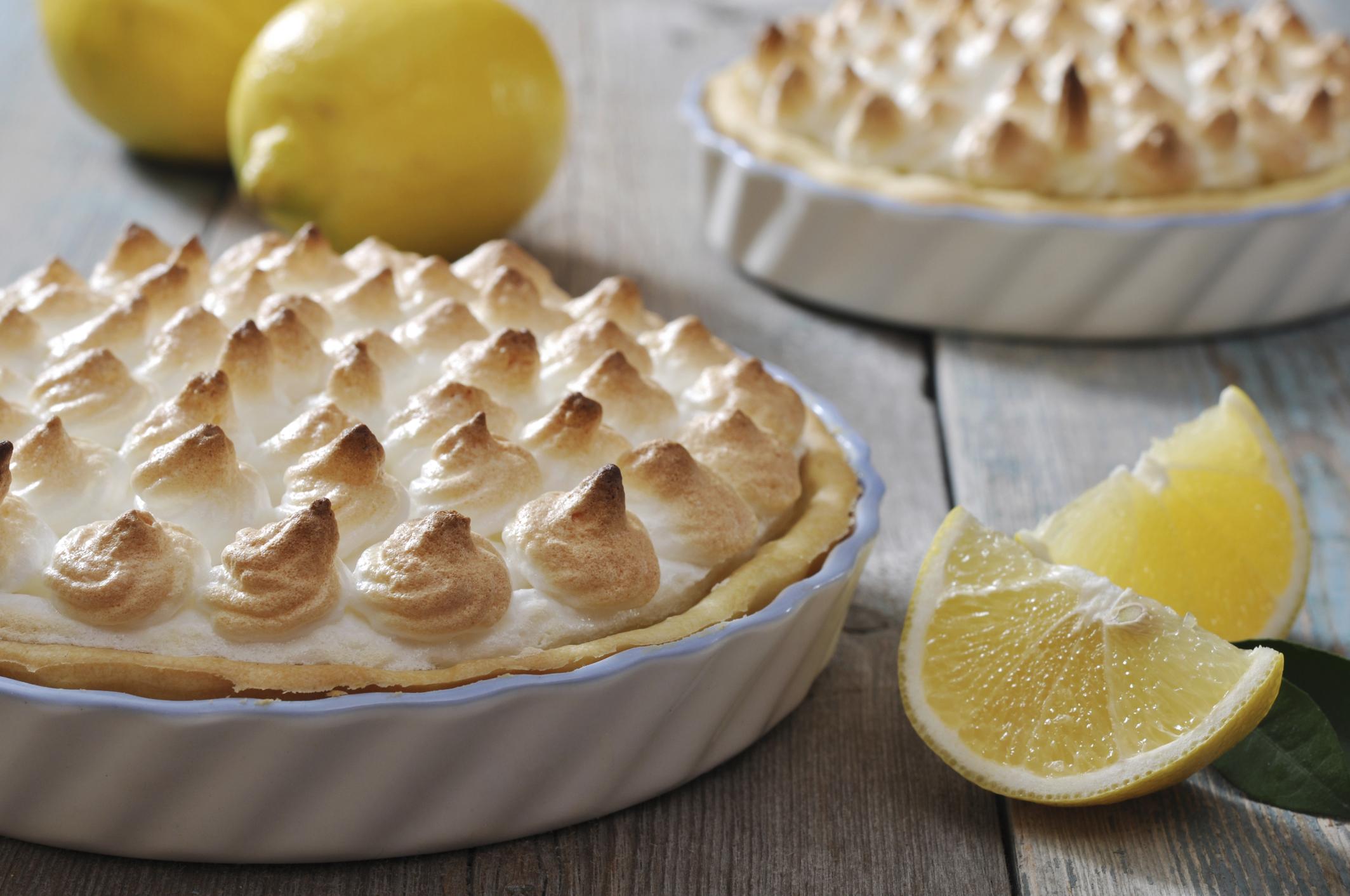 Clásico Pie de Limón