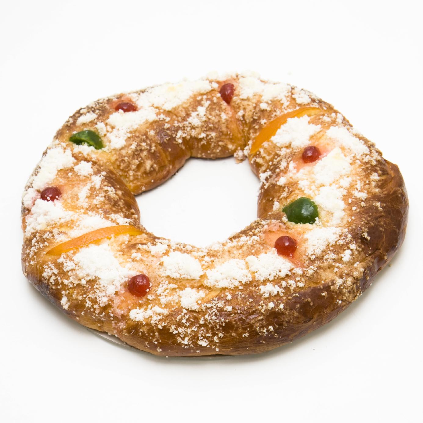 Cómo hacer roscón de Reyes sin gluten