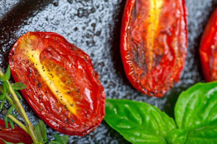 Confit de tomates