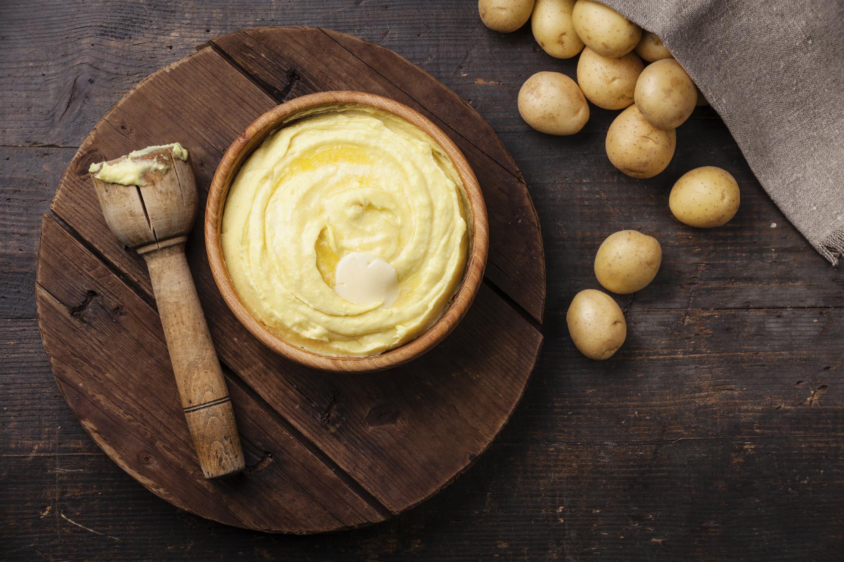 Crema de patata colombiana