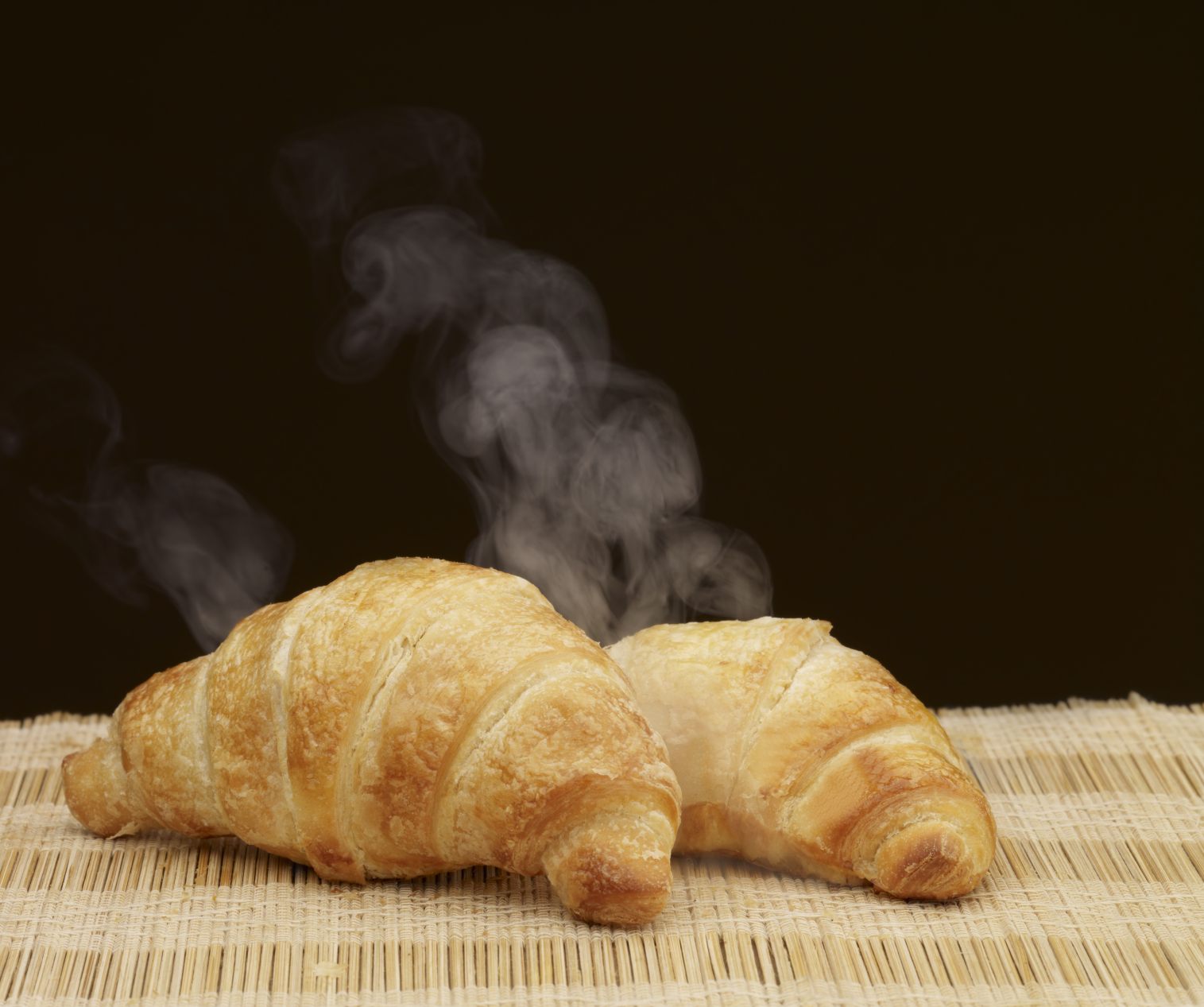Croissants calentitos