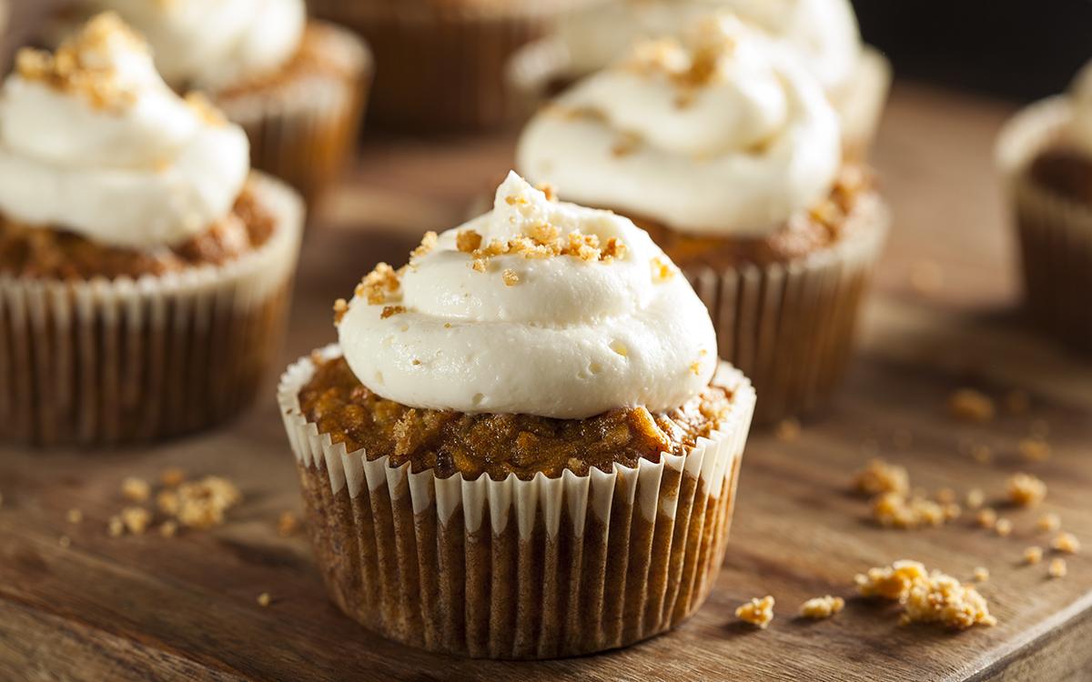 Cupcakes integrales