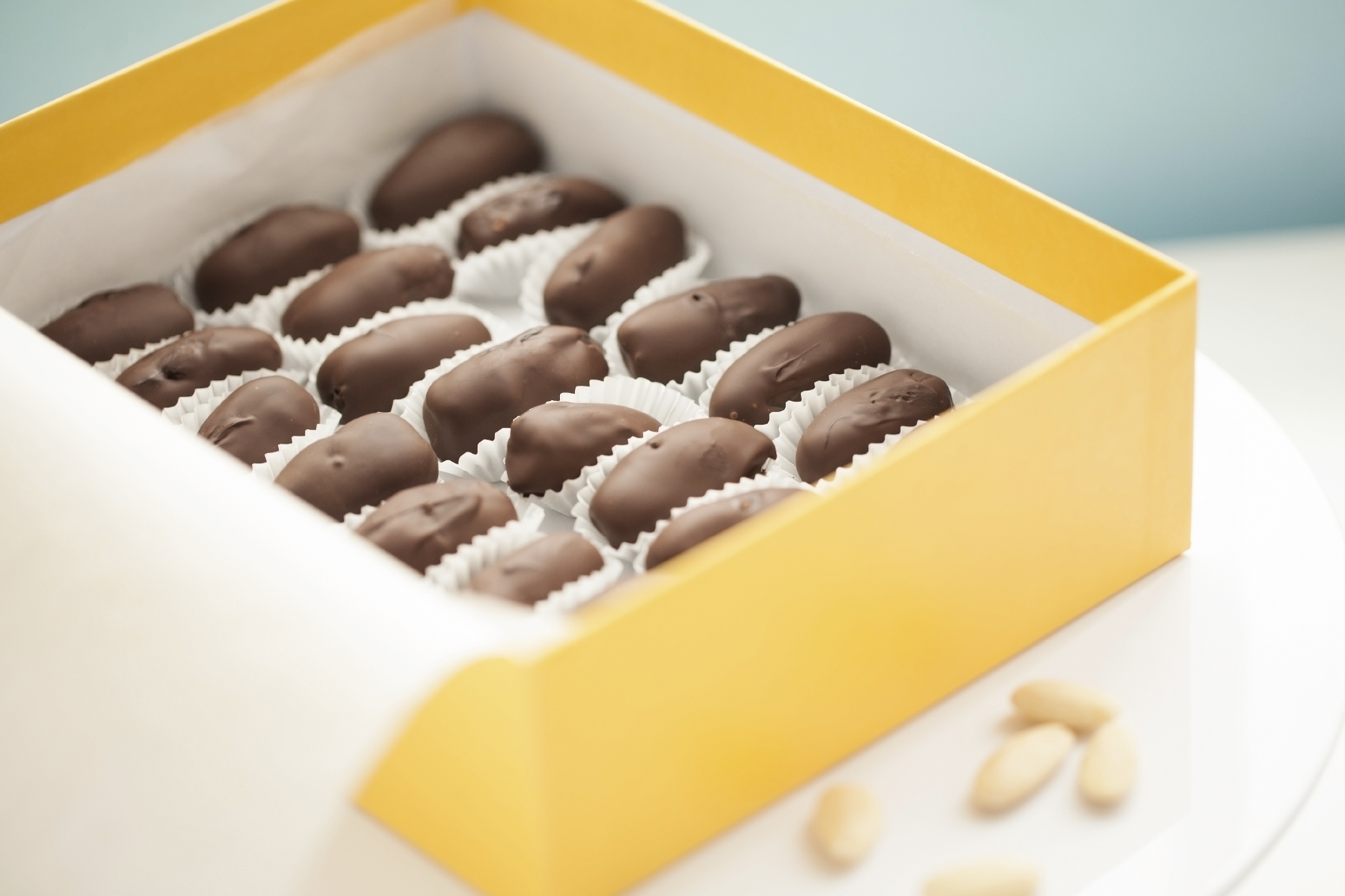Dátiles de Chocolate