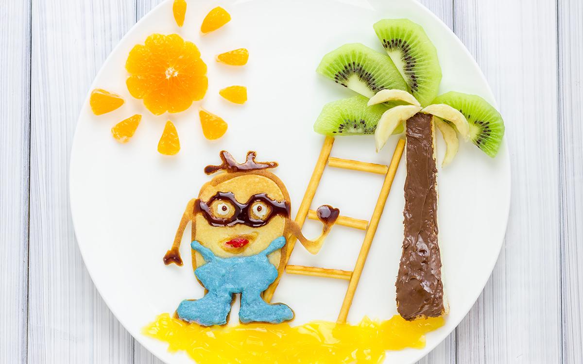 Desayuno Minion