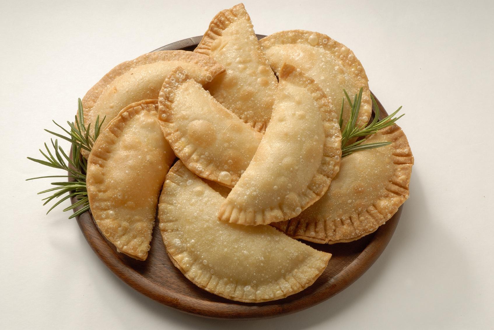Empanadas regionales Mendocinas - receta de usuario