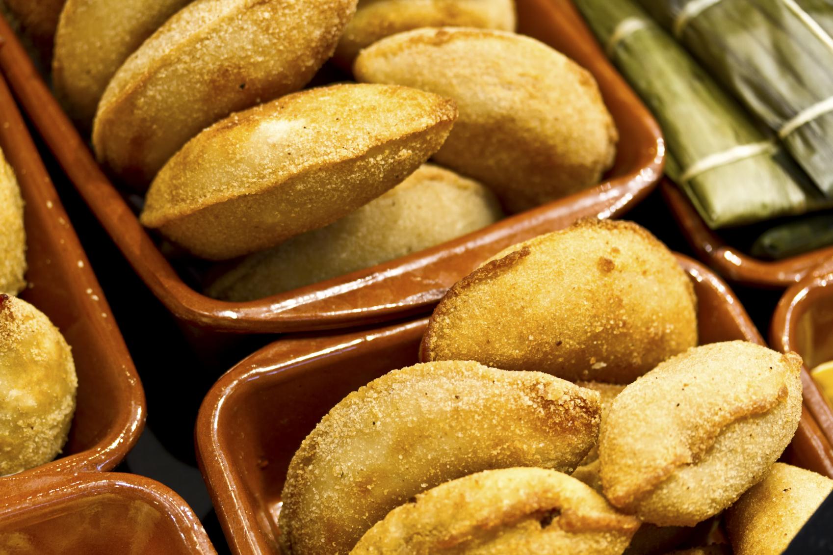 Empanadillas dulces con membrillo