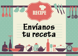 Baner Envíanos tu receta