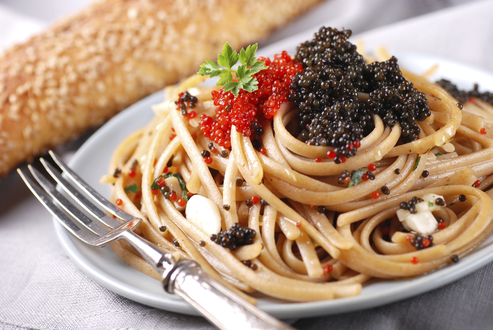 Espaguetis ricos