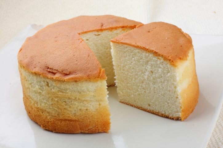 Esponja (o bizcocho) para pastel