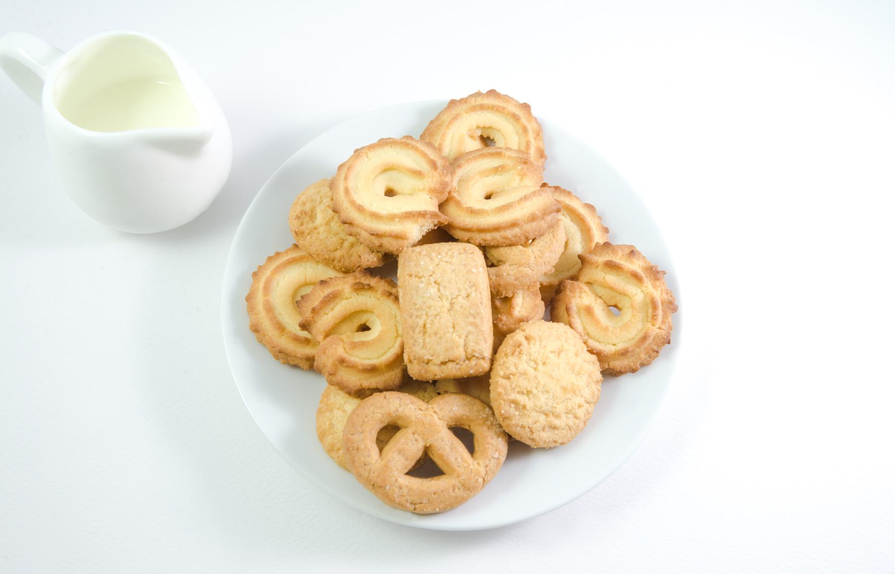 Galletas danesas - receta de usuario