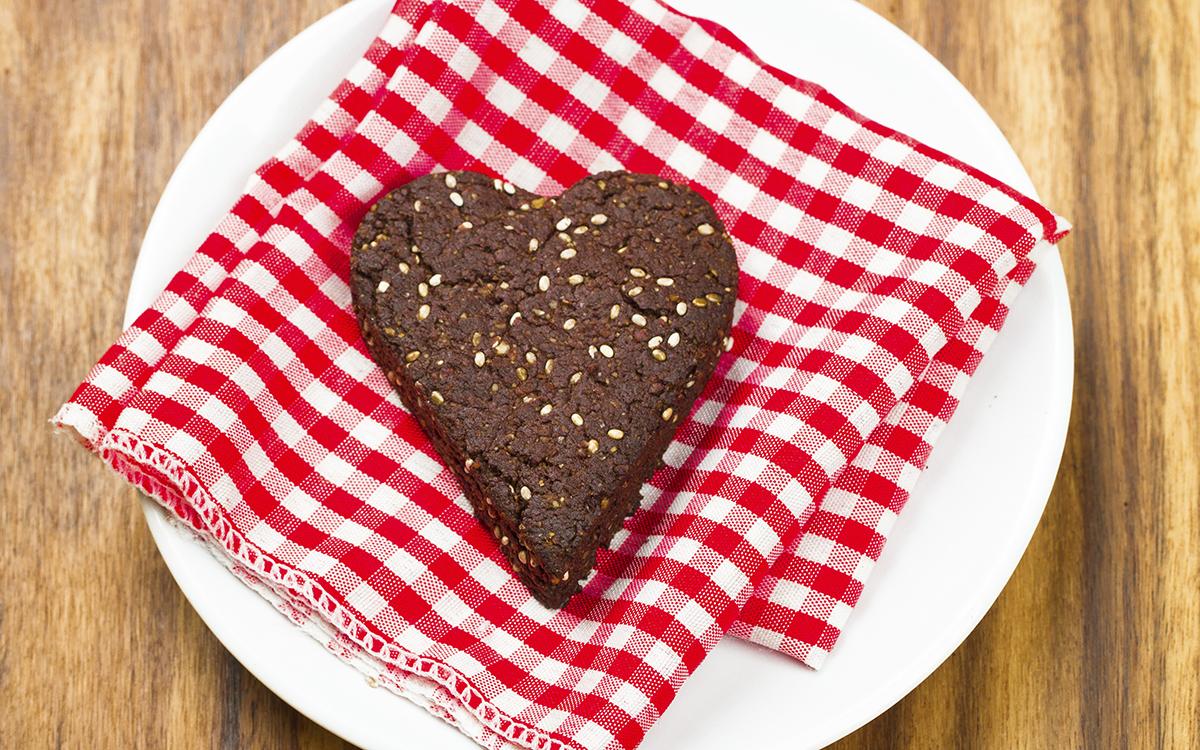Galleta de chocolate y semillas de chía
