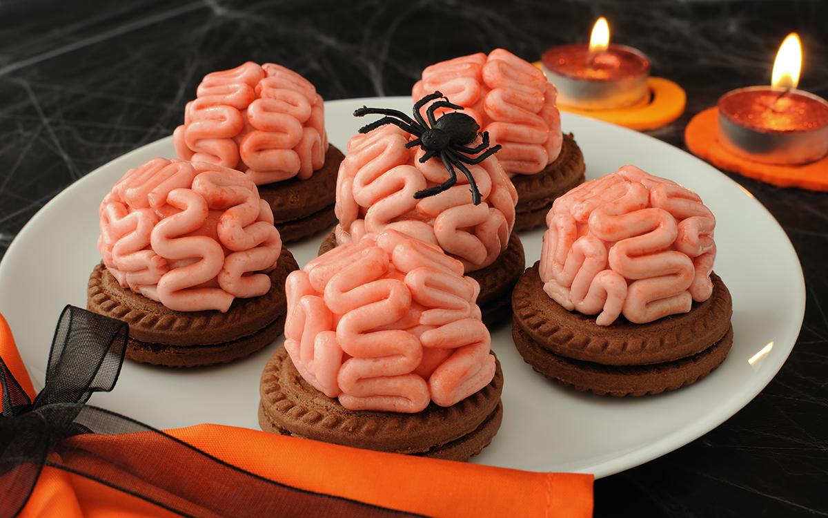 Galletas cerebro