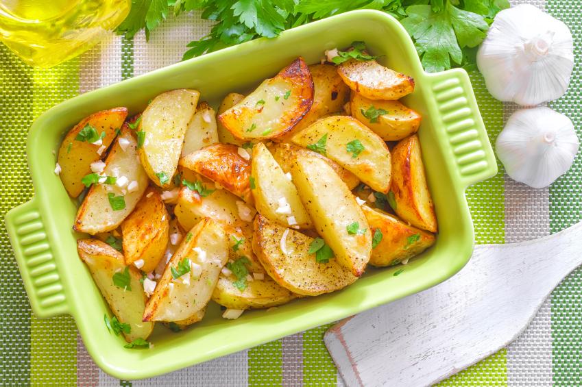 Guarnición de patata