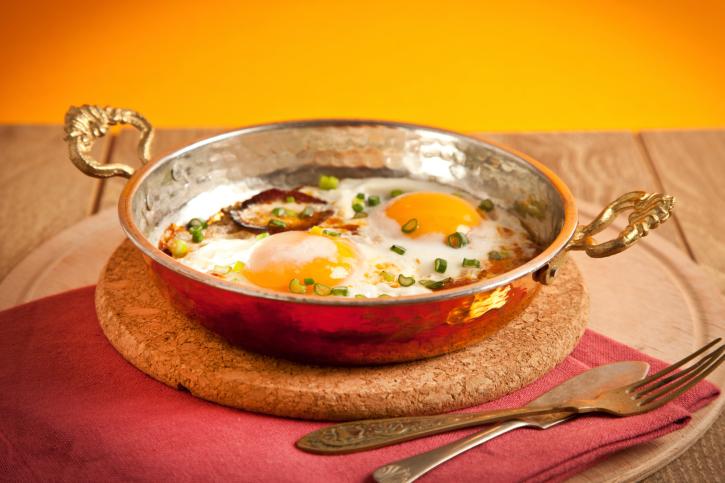 Guisado de huevos