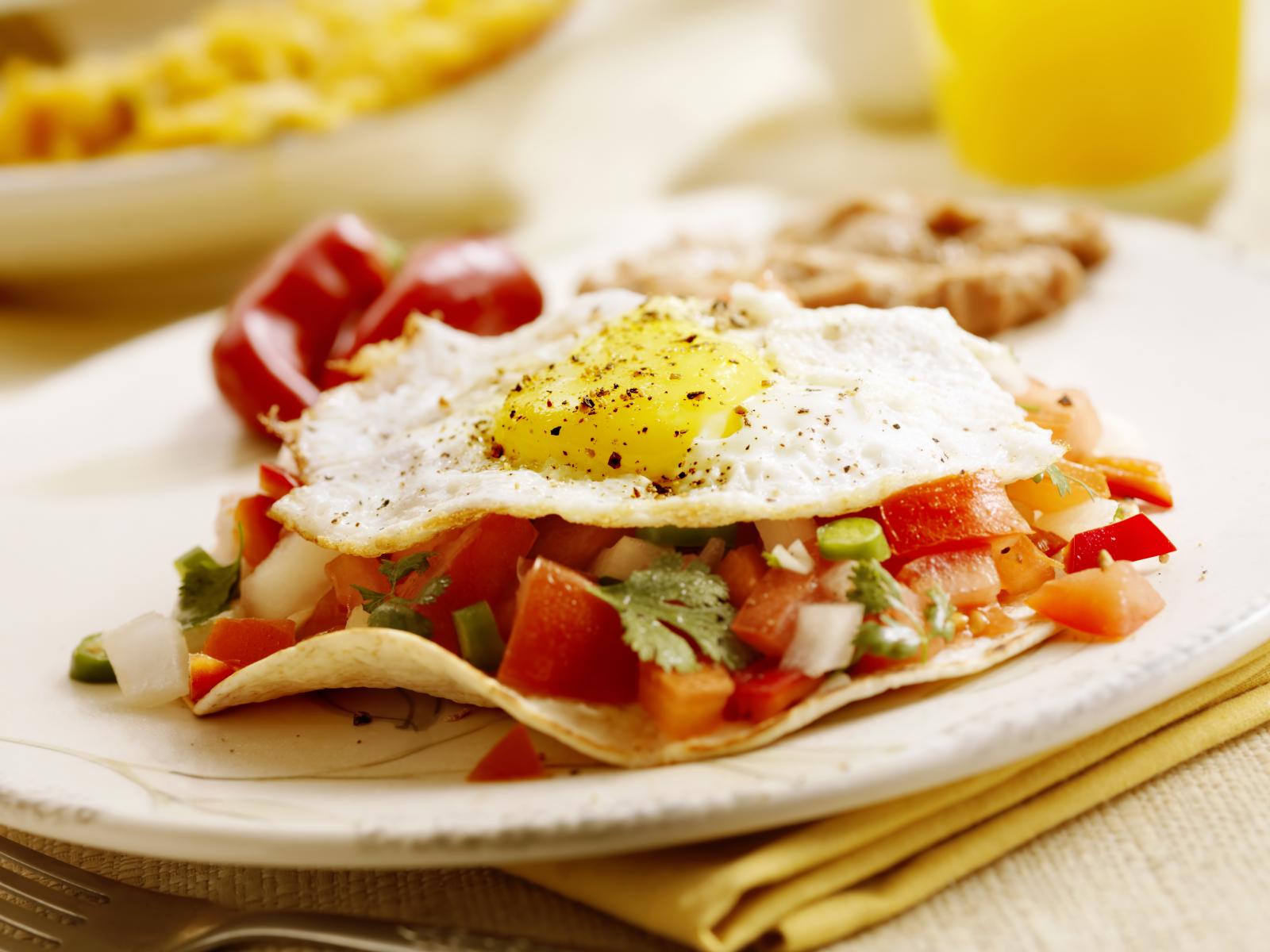 Huevos al rancho receta usuario