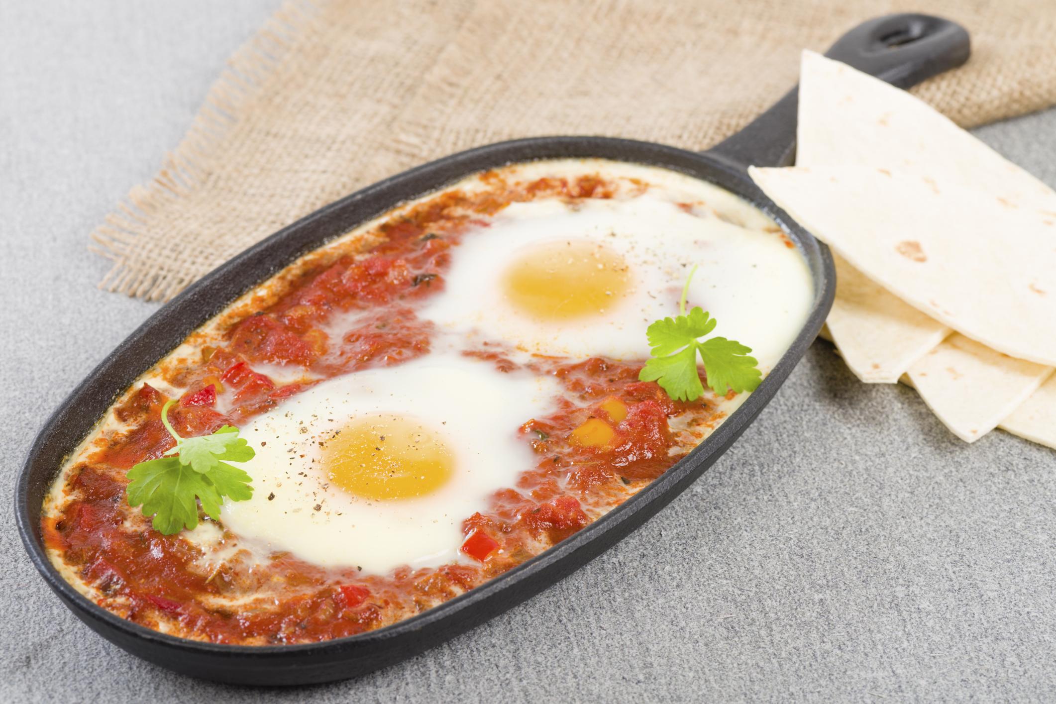 Huevos rancheros - receta de usuario