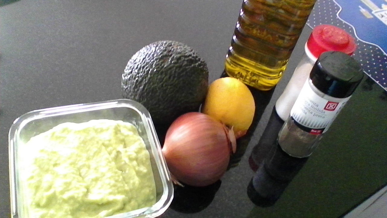 Guacamole receta usuario