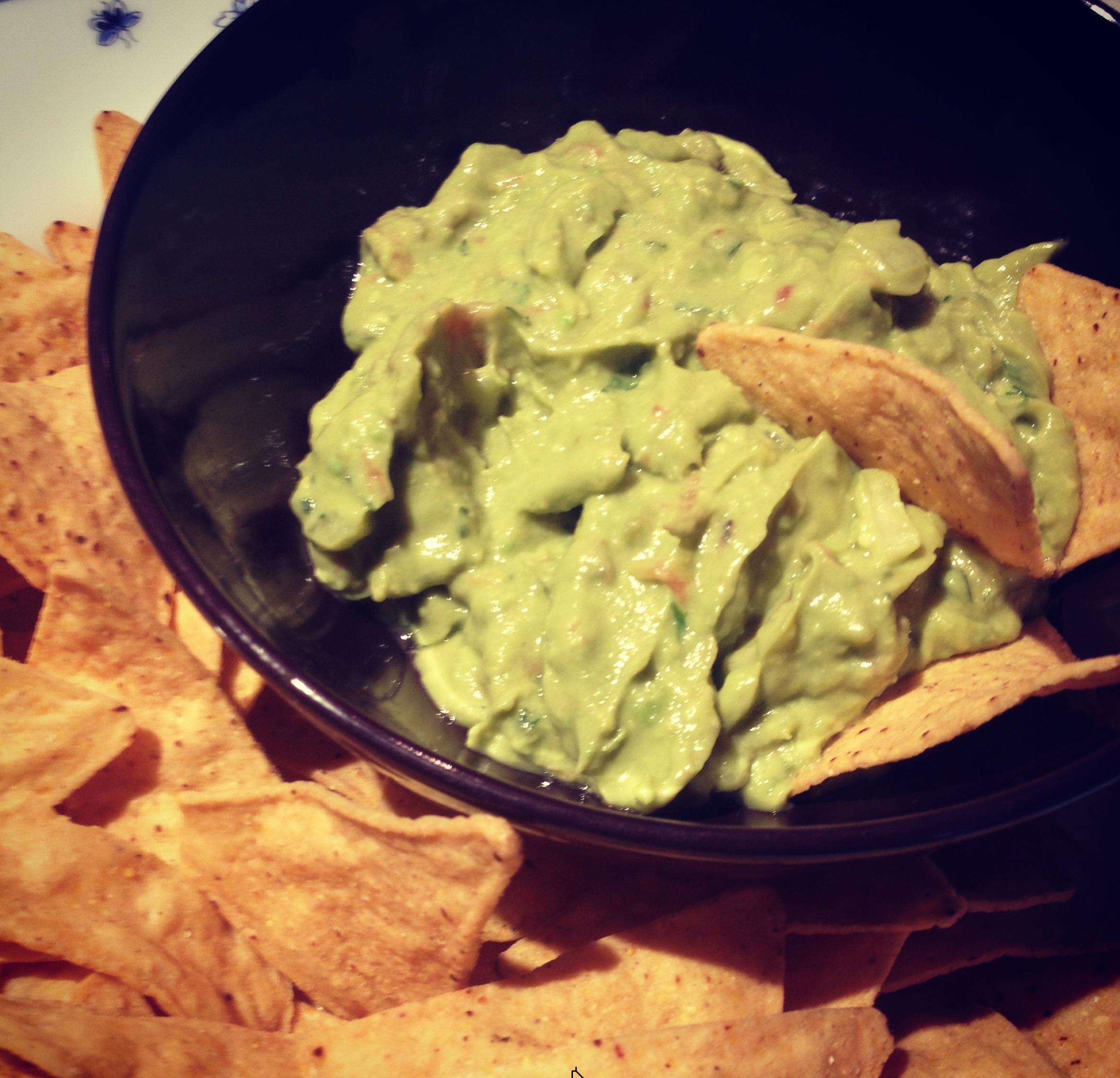 Guacamole -receta de usuario-