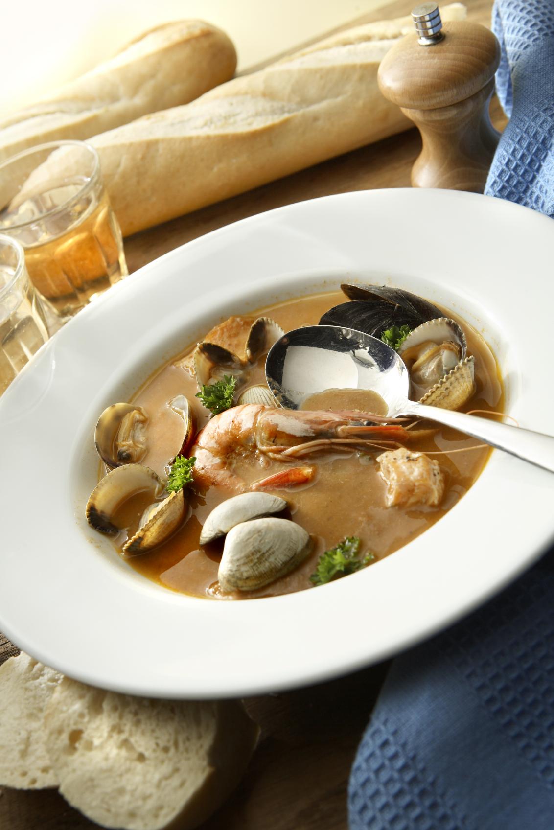 La mejor sopa de pescado