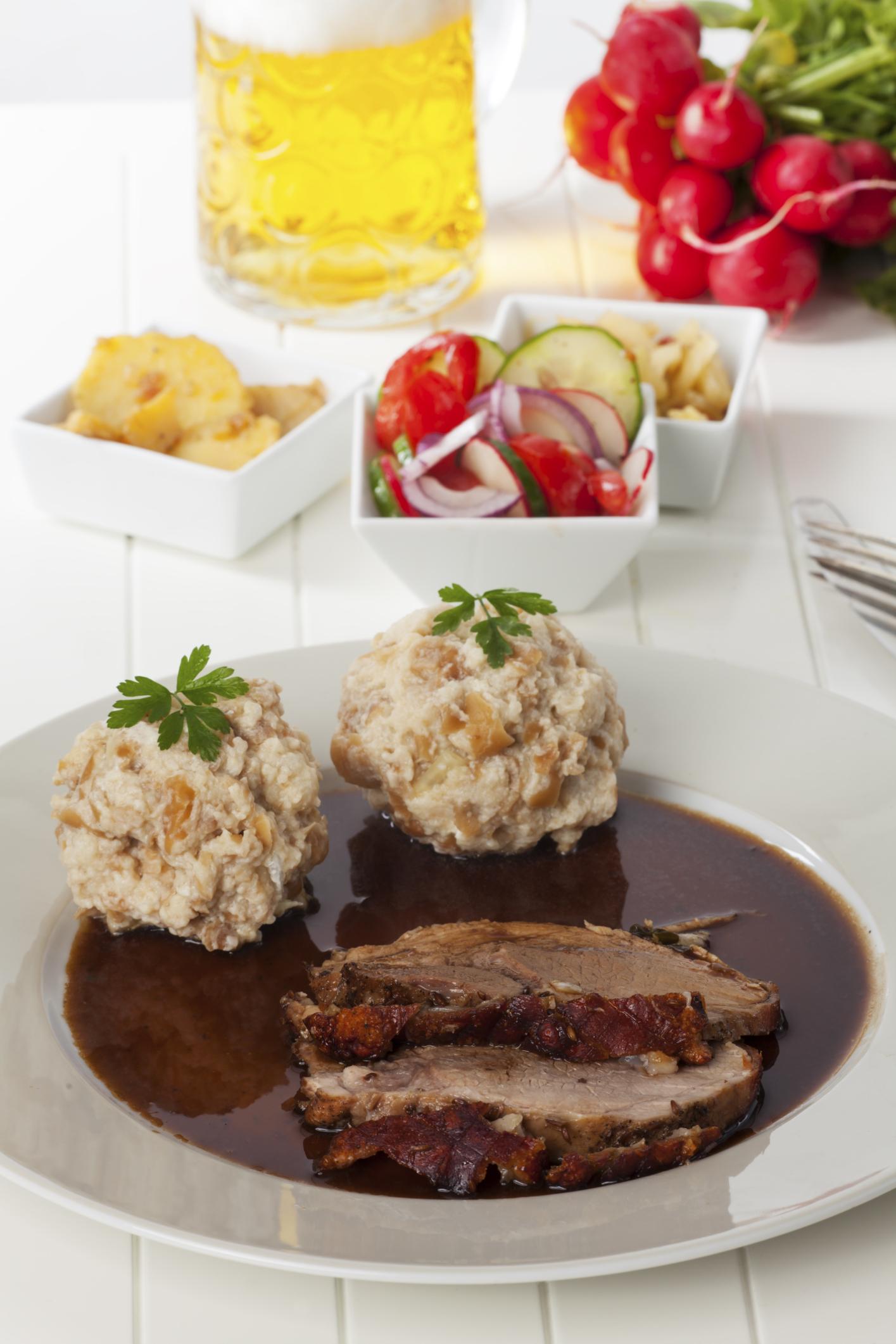 Lomo de cerdo en salsa de soja y miel