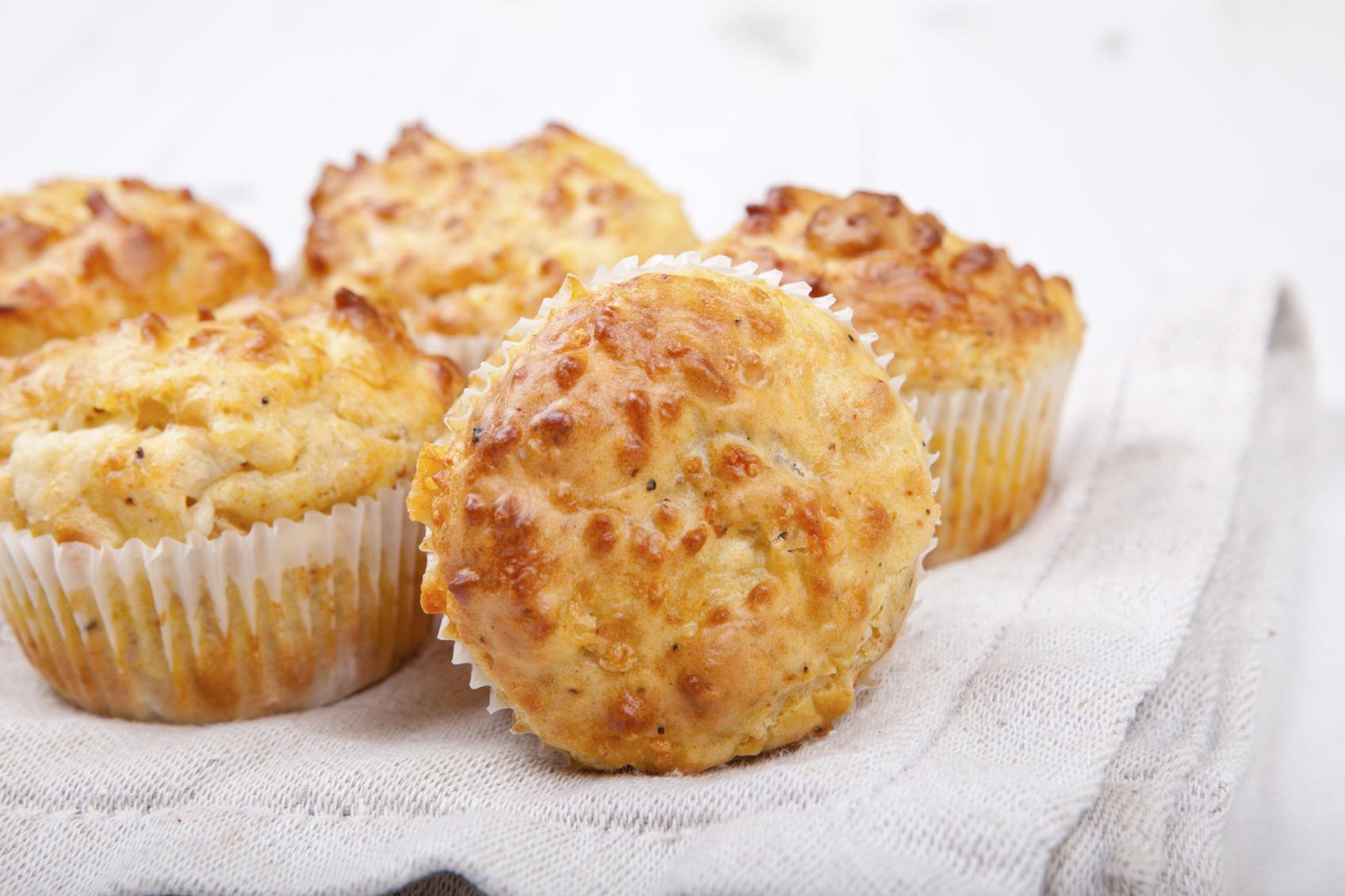 Bollos de queso sin gluten